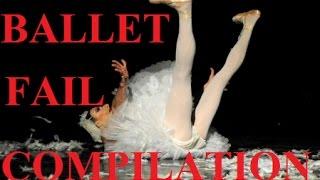 Fail saga / Ballet fail compilation