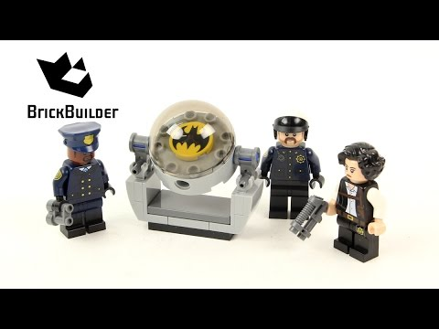 Vidéo LEGO The Batman Movie 853651 : Ensemble d'accessoires LEGO Batman le Film