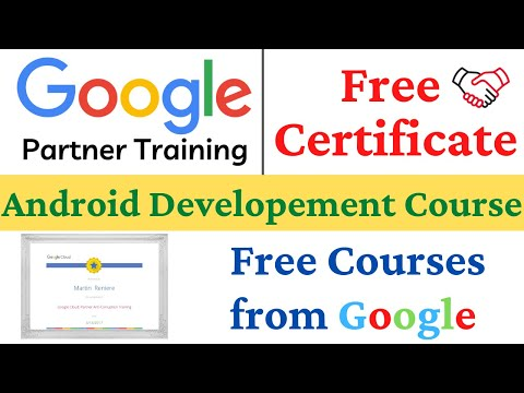 Google Free Courses With Certificates  Google Partner Training ...