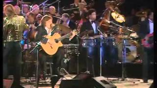 Fire Flight Pegao  JOSE FELICIANO & Berliner Symphony live