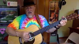 2376 -  What Goes On -  Beatles cover -  Vocals  - Acoustic guitar & chords