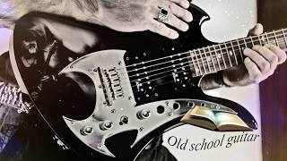 Video CHIRO  old school guitar