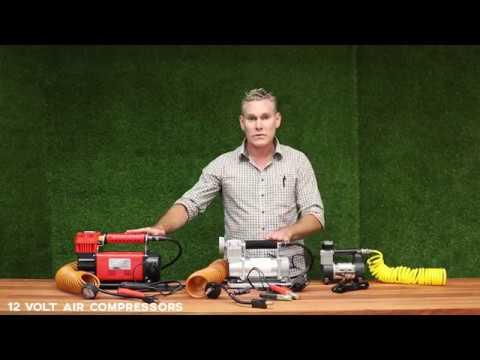 12v 4WD Air Compressors