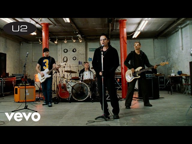 Walk On (Liz Friedlander Version) - U2