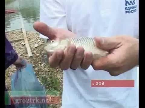Озеро Казеной Ам - видео-репортаж