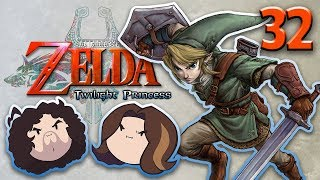 Zelda Twilight Princess - 32 - Toilet Princess Turd Portal