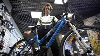 Видео: Различия между велосипедами начального и любительского уровней