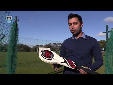 New training bat set to revolutionise cricket - YouTube