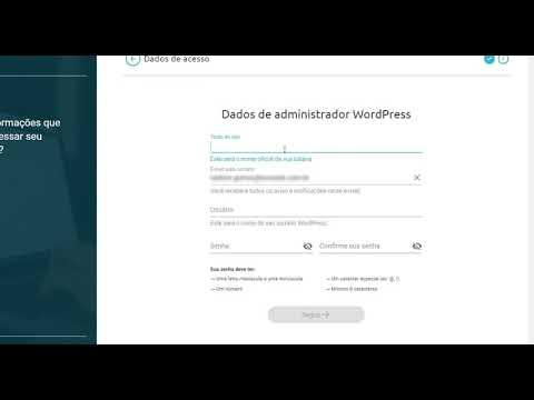 Hospedagem de site com acesso FTP