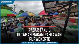 Bupati Banyumas Tanggapi Pasar Takjil di Taman Makam Pahlawan Purwokerto: Asal Mereka Patuh Prokes