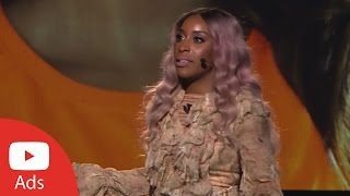 Brandcast 2017: Jackie Aina, YouTube Creator | YouTube Advertisers
