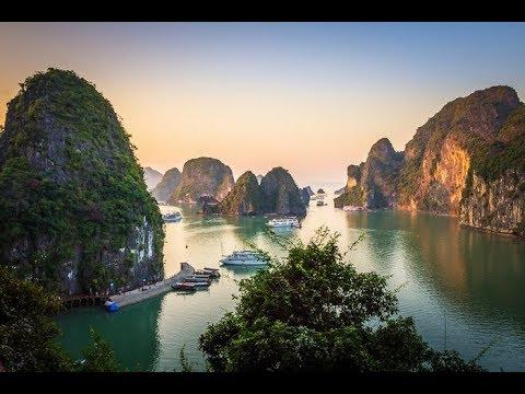 Vịnh Hạ Long - Halong Bay điểm đến tuyệt đẹp