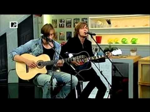 Mando Diao- Down in the past (acoustic)