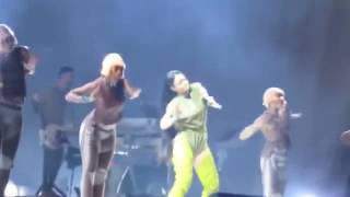 Rihanna Live at Made In America  ( Part 1 )
