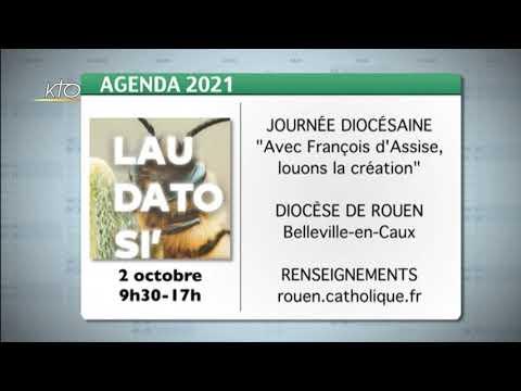 Agenda du 24 septembre 2021