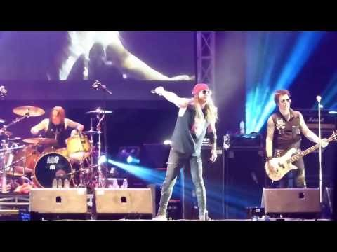 Skid Row - Live In Jakarta - Part 4 (I Remember You) Mp3