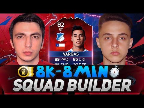 FIFA 16 - 8K-8MIN SQUAD BUILDER #3 w/ Lehel letöltés
