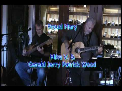 Proud Mary by Creedence Clearwater Revival performed by - Mike V