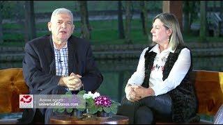 Bispo Luis Orávio e Sandra Alves