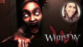 [ White Day ] The Remake Is Still Terrifying (PS4 Gameplay)   Part 1