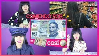 UNA SEMANA COMIENDO POR 20 PESOS 1€   AKARI BEAUTY