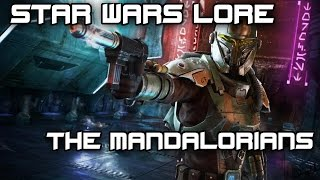 Star Wars Lore: Mandalorians