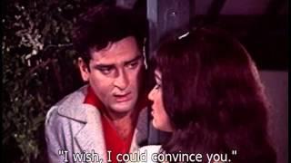 Mohammed Rafi & Asha Bhosle, Na Rutho Rutho Na, Shammi