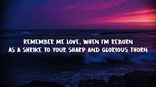 Hozier - Shrike (Lyrics)