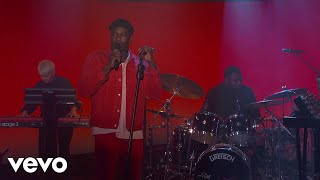 Jacob Banks - Chainsmoking (Live From Jimmy Kimmel Live!/2019)