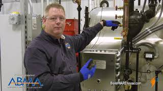How to Use the Tricocks on a Steam Boiler - Boiling Point