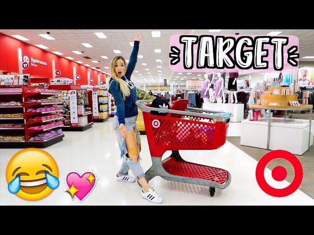 Target Shopping Adventures!! AlishaMarieVlogs