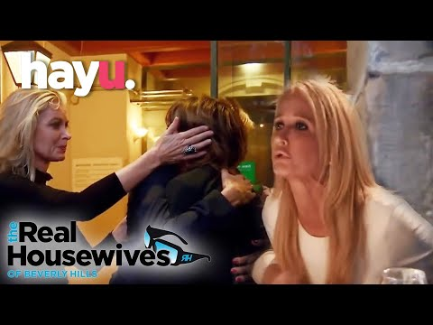 Amsterdam Drama! | The Real Housewives of Beverly Hills