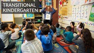Transitional Kindergarten:  Growing Children's Early Academic Skills