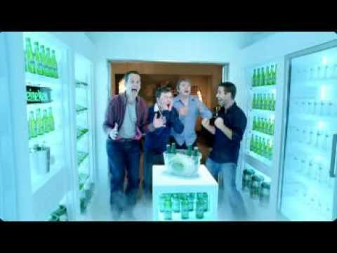 Begehbarer Kühlschrank !!
