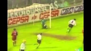 Racing 5 - Albacete 5. Temp 95/96. Jor 20