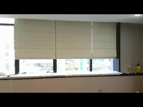 somfy-motorized-roman-blinds 1