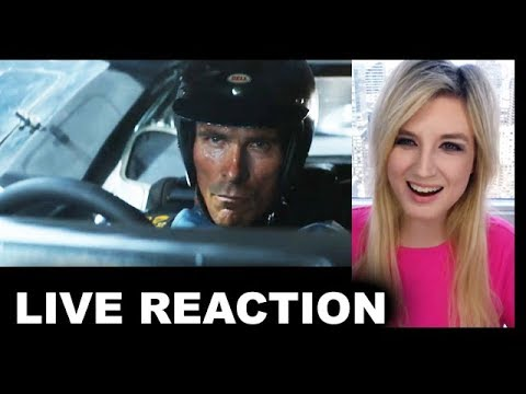 Ford v Ferrari Trailer REACTION