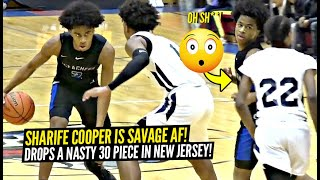 Sharife Cooper Activates SAVAGE MODE In Front of HOMETOWN Crowd! Crosses Up Defender & STARES AT HIM