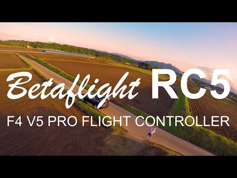 Betaflight 3.2 RC5 F4 V5 Pro//PID and Rates TEST//Dynamic filter FPV FREESTYLE//GoPro HERO4