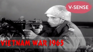 Vietnamese War Movie 1965 - Ocean Flame | English Subtitles
