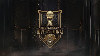 (REBROADCAST) Play-In Groups | Day 1 | 2019 Mid-Season Invitational