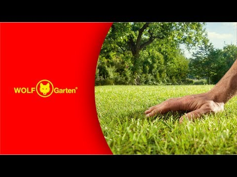 WOLF-Garten | Rasenneuanlage
