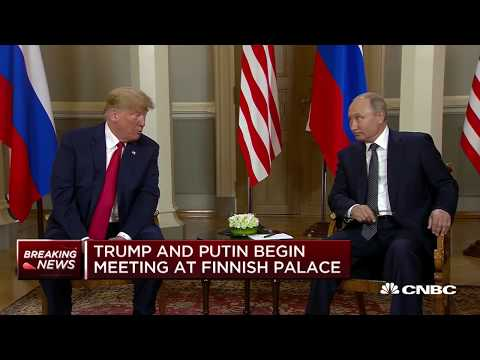 Image result for YOUTUBE TRUMP HAD HESINSKI DENYING RUSSIA'S ATTACK ON US