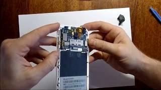 Замена разбитого экрана(тачскрина) на китайском смартфоне