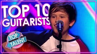 Best Singer Guitarists That SHOCKED The Judges On X Factor & Idol | Top Talent