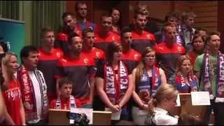 Ať stále vítězí Viktoria - Hymna FC Viktoria Plzeň