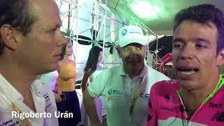 Miniatura Video Rigoberto Urán y Alejandro Maya