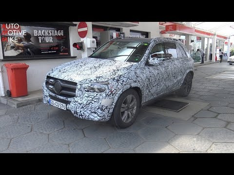 Mercedes-Benz GLE-Klasse 2019
