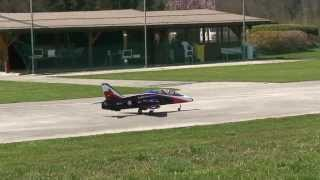 Bae Hawk RC JET