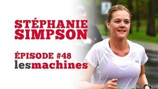Épisode 48 - Stéphanie Simpson